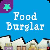 Food Burglar Mysteries 4CV