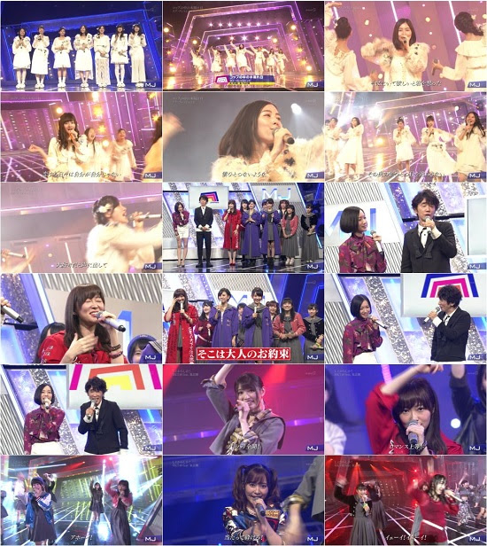 151122 SKE48 HKT48 Part – Music Japan