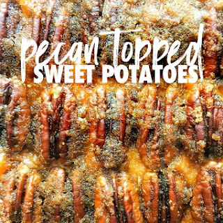 Sweet Potatoes With Pecan Topping Recipes