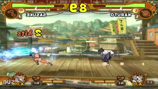 Naruto Senki Shippuden Ninja Storm 4 Trick 1.0 screenshots 1