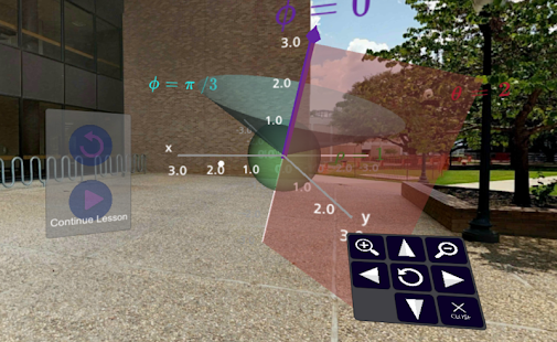 Calculus in Virtual Reality - náhled