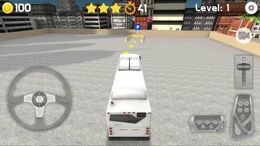 Bus Parking 3D 3.6 screenshots 14