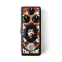 MXR JHW3 Jimi Hendrix Uni-Vibe Mini