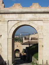 Photo: Venus' Gate in Spello