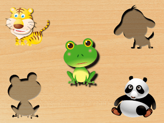 Animals Puzzles APK screenshot thumbnail 1