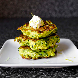 Zucchini Fritters Low Calorie Recipes.