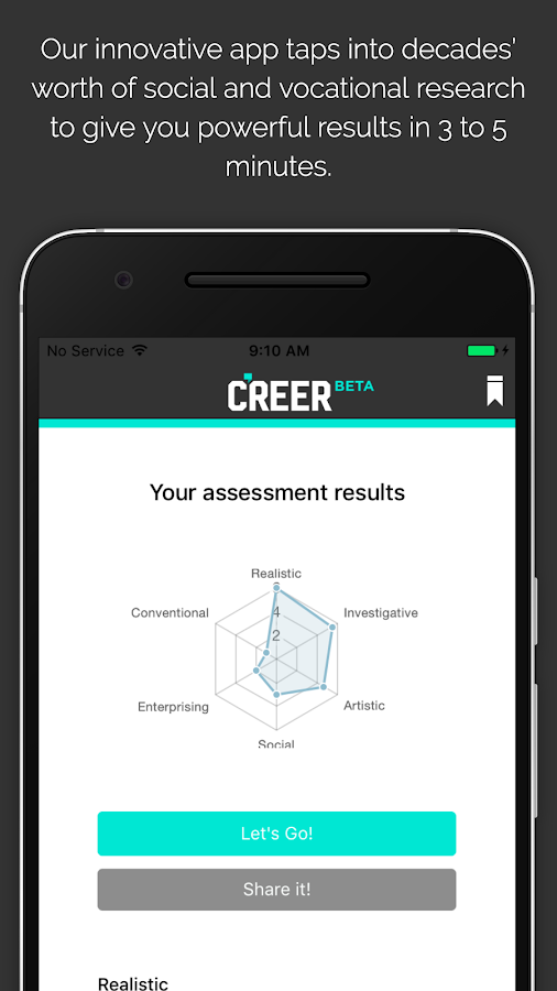 C'reer- screenshot