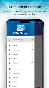 App EF File Explorer File Manager, App Manager APK for Windows Phone