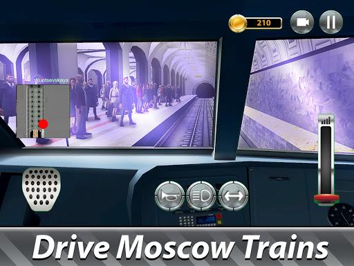 Moscow Subway Driving Simulator 1.3 screenshots 6
