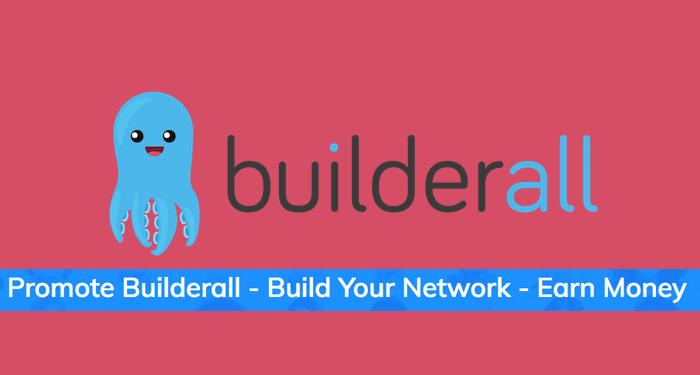 kiếm tiền với builderall