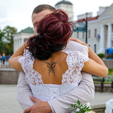 Wedding photographer Marina Volosevich (mandarinka). Photo of 08.09.2018