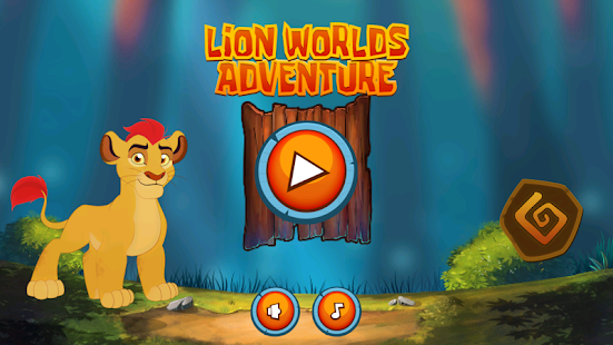 Lion Worlds Adventure - náhled