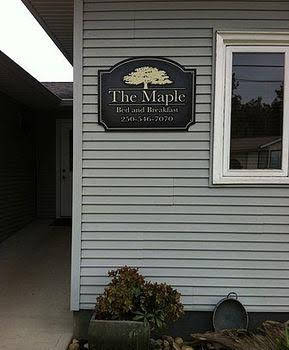 The Maple Bed & Breakfast