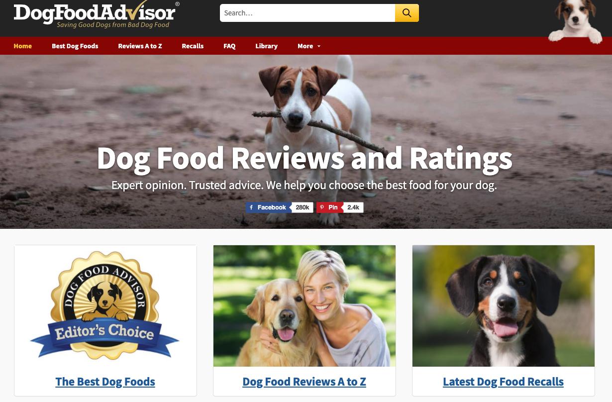 dogfoodadvisor