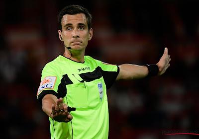 """Gumienny hekelt mentaliteit van scheidsrechters in het Belgisch voetbal: """"De pot op"""""""