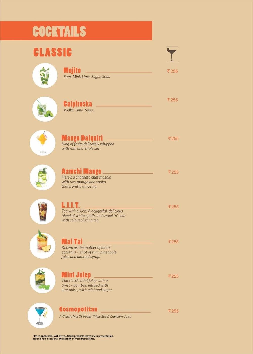 Barbeque Nation menu 5