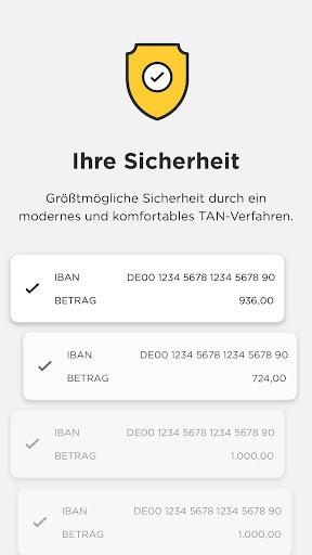 Commerzbank photoTAN  screenshots 5