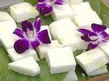 Haupia Coconut Pudding Recipe