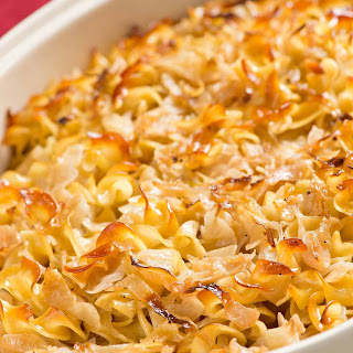 Hungarian Cabbage Noodles.