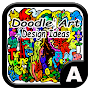 Doodle Art Design HD APK icon