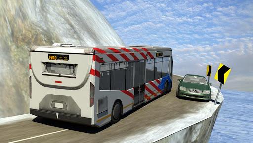 Snow Hill Bus Drivingsimulator 1.2 screenshots 4