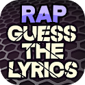 Guess The Lyrics Rap Quiz icon