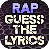 Guess The Lyrics Rap Quiz
