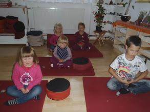 Photo: meditace - meditation