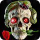Skull, live wallpaper. Download on Windows
