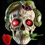 Skull, live wallpaper. file APK Free for PC, smart TV Download