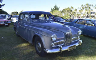 Humber Super Snipe Rent Wellington