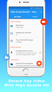 Video Screen & Recorder – Automatic Screen Record App Download For Android 2