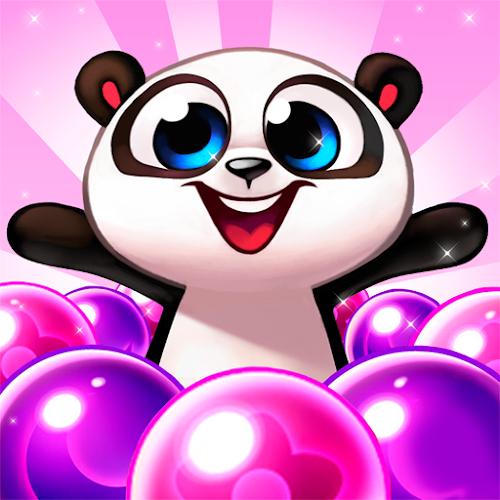 Panda Pop! Bubble Shooter Saga & Puzzle Adventure 8.1.006
