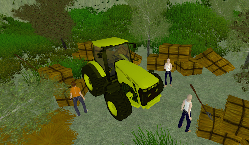 Countryside Parking