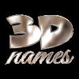 3D Names apk
