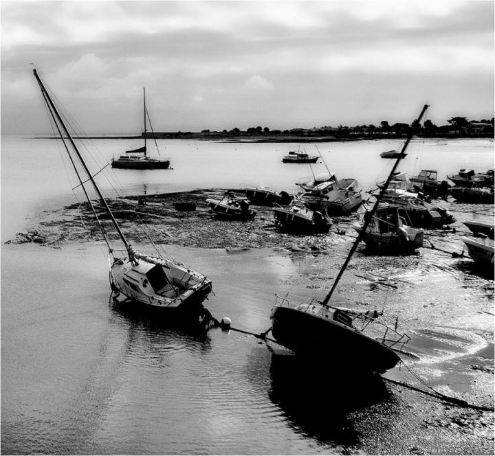 Bassa marea. di ETTORE STABILINI