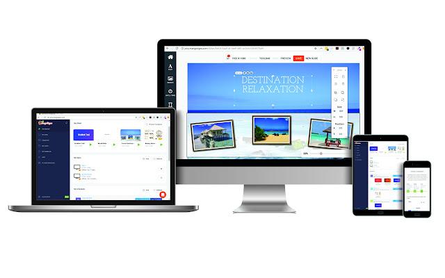 MangoSigns Chrome Player