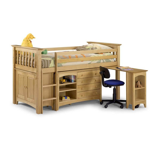 Julian Bowen Barcelona Sleep Station Bunk Bed