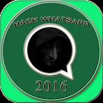 Hack whatsapp - Prank Icon