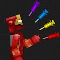 Spider Ragdoll Playground: Iron Human icon