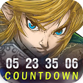 Countdown Breath of the Wild