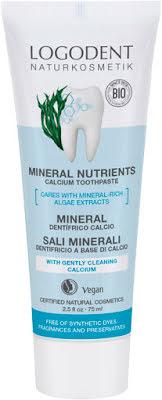 Tandkräm Mineral och kalcium