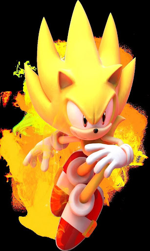 Download Super Sonic Wallpaper Google Play softwares