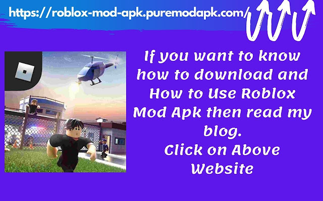 Roblox Mod For Robux Unlimited Money Robux Roblox Mod Apk