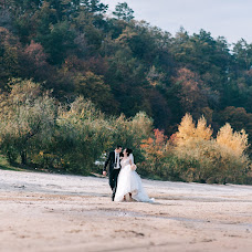 Wedding photographer Vitaliy Matviec (vmgardenwed). Photo of 23.10.2018