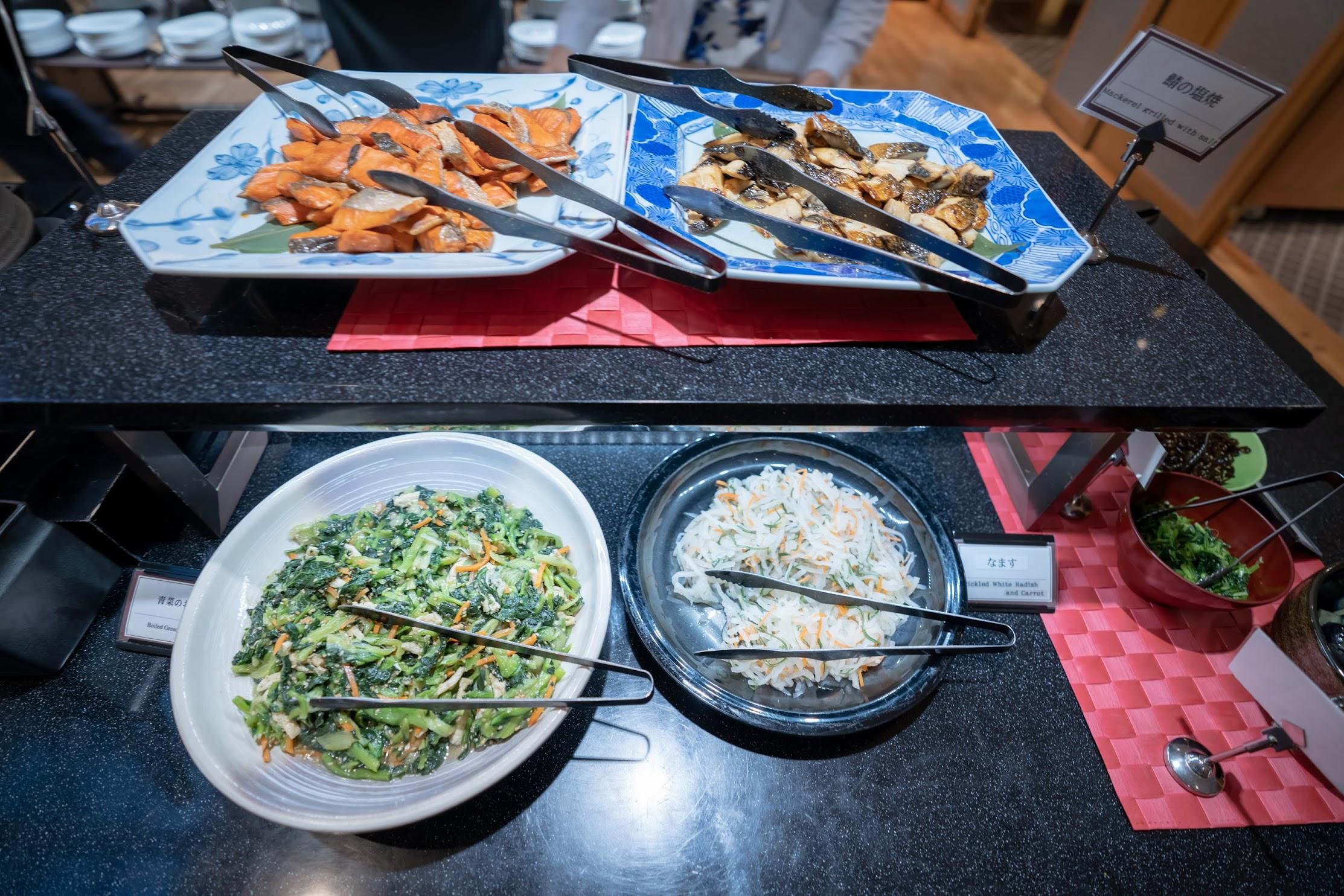 ホテルグランヴィア大阪 朝食2
