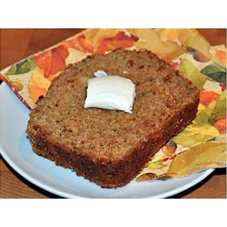 Sweet & Nutty Apple Bread