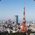Tokyo Skyline Night & Day Pro icon