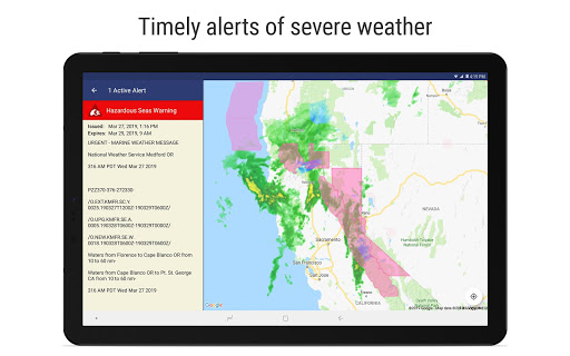 NOAA Weather Radar & Alerts screenshot 11