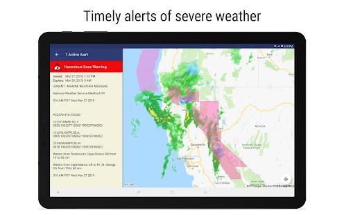 NOAA Weather Radar Live & Alerts APK image thumbnail 10